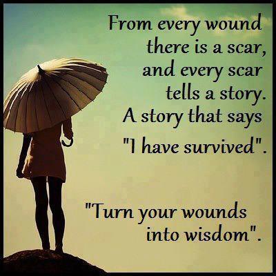 heart-scars